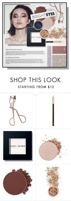 """""""✨Bright eyes✨"""" by abbypskate ❤ liked on Polyvore featuring beauty, Charlotte Tilbury, Gucci, Tom Ford, Bobbi Brown Cosmetics, In Your Dreams and brighteyes"""