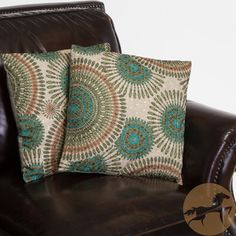 @Overstock - Give your home an update with this attractive pillow set. These pillows feature a linen blend cover for soft elegance. http://www.overstock.com/Home-Garden/Christopher-Knight-Home-16-inch-Gold-Floral-Circles-Pillows-Set-of-2/7915110/product.html?CID=214117 $39.99