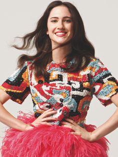 Lodovica Comello: «Il mio ballo del rossetto»