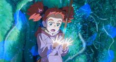 Mary and the Witch's Flower : Vidéo dessins de Hiromasa Yonebayashi