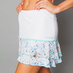 Scandinavia Tennis Skort by Denise Cronwall, #Tennis, #Activewear, #denisecronwall, #Skort, #sports, #skirt
