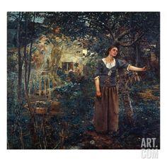 Art Print//Poster 1431 The Great He-Goat Francisco de Goya: Witches Sabbath