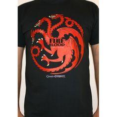 T-shirt Targaryen Game of Thrones