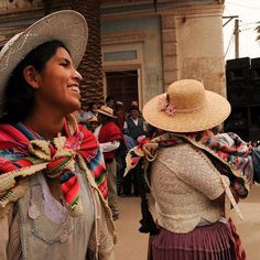 'We had the fortunate timing to stumble upon a political rally in support of the president Evo Morales the day after we returned to Tupiza Bolivia from our visit to the nearby high desert and salt flats of Salar de Uyuni. As we got lost in the rally cr