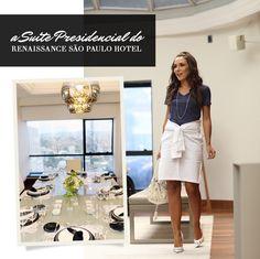 Dica de hotel para ficar em São Paulo –Renaissance