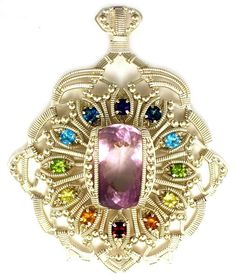 images of wire wrapped jewelry | wire wrap | Jewelry - necklaces/pendants
