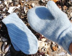 Mittens Pattern, Memories, Threading, Memoirs, Souvenirs, Remember This