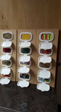 Best baby room ideas childcare sensory activities Ideas You are in the right place about Montessori 2 year old Here we offer you the most beautiful pictures about the Montessori room you are loo Baby Sensory Play, Sensory Wall, Baby Play, Sensory Rooms, Sensory Games, Baby Sensory Bags, Toddler Learning Activities, Montessori Activities, Infant Activities