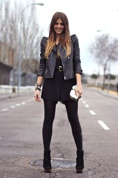 Como usar #faldas en invierno | #Moda Mckela