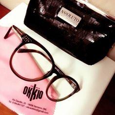 Assoluto eyewear #assoluto #assolutoeyewear #eyeconwear #glasses #detail #round #swarosky #sanremo #okkio #Viagaudio33sanremo #optician #frame #handmadeinitaly #luxury #elegant #style #ootd  Price: 180€