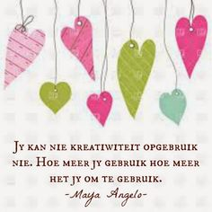 Kreatiwiteit __ⓠ Maya Angelou Bible Quotes, Me Quotes, Afrikaanse Quotes, Bettering Myself, Maya Angelou, Creativity, Ego Quotes, Bible Scripture Quotes, Scripture Quotes