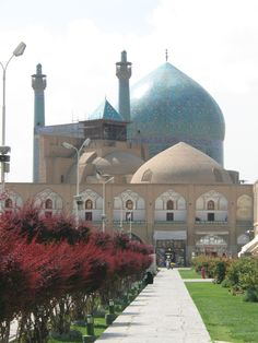Jameh Mosque in Isfahan, Iran#| [ This is one of my most admired mosques..so so beautiful!!/Z