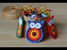 Crochet  Owl  Pattern Instruction