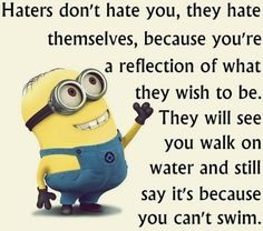 Humorous Minions quotes of the hour (02:11:21 PM, Tuesday 07, July 2015 PDT) – 10 pics