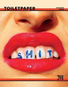 Toiletpaper Magazine 10, Cattelan, M.