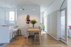 Alternativas criativas revolucionam lar pequeno