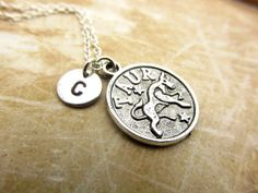 Constellation Charm Necklace Personalized  Hand Stamped by BBbonte, $25.00