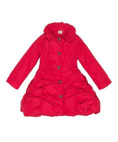 Take a look at this Barberry Bowly Jacket - Toddler & Girls by Jottum on #zulily today!