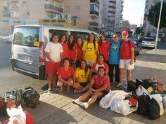 Equipo de softball Navegantes de Almeria