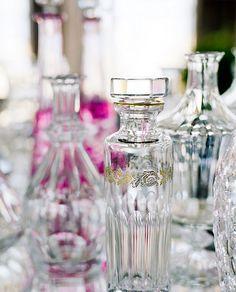 perfume bottles decanters?