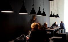 Black Bar at Kortrijk Xpo Scenography GranStudio