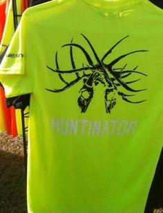 Huntinator.com - apparel for the outdoors !
