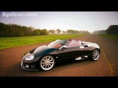 Spyker Car Review - Top Gear - BBC