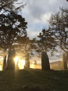 You will find the Highland Trinity Spiritual Retreat girls here every equinox and solstice