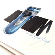 industrial design product sketches on Behance