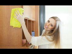 ❤ Como Limpiar Muebles de Madera con Aceite y Limón muy Económico ❤