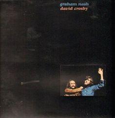 Bargain☆Last 4days GRAHAM NASH DAVID CROSBY (1972) JAPAN MINI LP CD #japan #rock #music