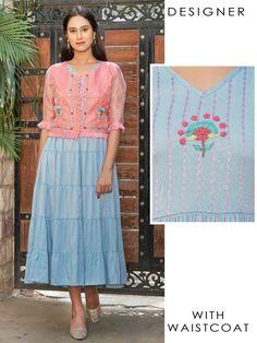 New Arrival Kurtis Online in India Checker Pants, A Line Kurti, Kurtis With Pants, Juicy Couture Bracelet, Embroidered Kurti, Kurti Neck, Printed Kurti, Ethnic Print, Floral Stripe