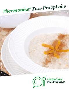 Owsianka jest to przepis stworzony przez użytkownika Thermomix. Ten przepis na Thermomix<sup>®</sup> znajdziesz w kategorii Desery na www.przepisownia.pl, społeczności Thermomix<sup>®</sup>.