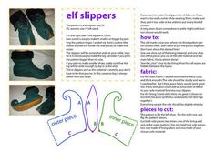 mythical slippers ---pattern added--- - CLOTHING