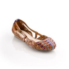 Wish the shoe fairy would grant me this wish... Mary Flats Cognac, $45