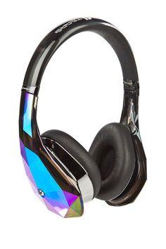 Diamond Tears Edge On-Ear Headphones by Monster on @HauteLook