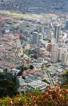 bogota by on deviantART Ecuador, Places Ive Been, Places To Go, Trinidad Y Tobago, Colombia South America, Top Travel Destinations, Caribbean Sea, How To Speak Spanish, Aerial Photography
