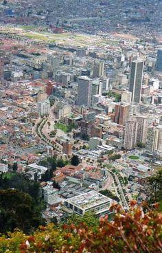Bogota, Colombia by angelzgo2hell2.deviantart.com on @deviantART