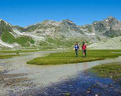 Jöriseen Rundtour - Schweiz Mobil - Wanderland