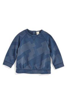 Tucker + Tate Tile Print Sweatshirt (Baby Boys)   Nordstrom