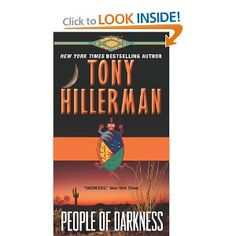 People of Darkness by Tony Hillerman is a quick read but fascinating Navaho based mystery.