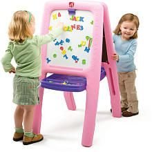"""Step2 Easel for Two: Pink - Step2 - Toys """"R"""" Us"""
