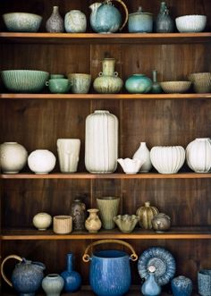 Kitchen pottery goals!