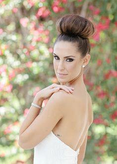 { Ask Cynthia }: Wedding Inspirations   Bridal Ballerina Buns