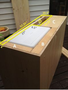 "Explore our internet site for even more info on ""bar tables diy"". It is an excel… Explore our internet site for even more info on ""bar tables diy"". It is an excellent location for more information. Patio Cooler, Outdoor Cooler, Outdoor Patio Bar, Outdoor Kitchen Bars, Backyard Bar, Wood Cooler, Pallet Cooler, Cooler Box, Pallet Bar"
