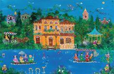 sofia kalogeropoulou. famous greek painter