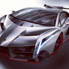 Lamborghini Veneno Only 3 in the world!! #lamborghini