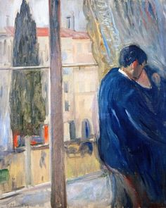 edvard munch(1863-1944), the kiss, 1892. oil on canvas, 72 x 59 cm. private collection http://www.the-athenaeum.org/art/detail.php?ID=89540