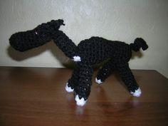 amigurimi greyhound