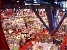 International Quilt Festival, George R. Brown Convention Center, Houston, TX